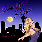 Summer Night in Seattle by Jenna Drey