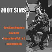 Zoot Sims Quartets / New Beat / Bossa Nova Vol. 1 & 2 / Compatability by Zoot Sims