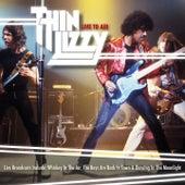 Live to Air (Live) von Thin Lizzy