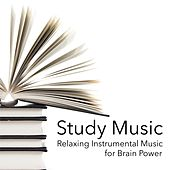 Study Music: Relaxing Instrumental Music for Brain Power by Studying Music