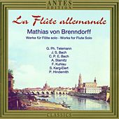La Flûte allemande by Various Artists