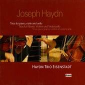 Joseph Haydn: Trios für Klavier, Violine und Violoncello by Haydn Trio Eisenstadt