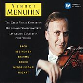 Menuhin plays Popular Violin Concertos by Various Artists