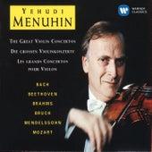 Menuhin plays Popular Violin Concertos by Various Artists