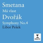 Smetana & Dvorák - Orchestral Works by Libor Pesek