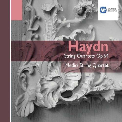 Haydn: String Quartets Op.64 by Medici String Quartet