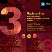 Rachmaninov: Piano Concertos by Various Artists