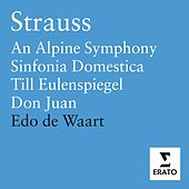R.Straus - Orchestral Works by Edo de Waart