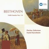 Beethoven: Violin Sonatas 1 - 6 by Pinchas Zukerman