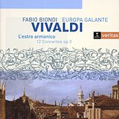 Vivaldi - L'Estro Armonico, Op.3 by Various Artists