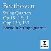 Beethoven : String Quartets by Borodin Quartet