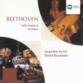 Beethoven: Cello Sonatas by Jacqueline du Pre