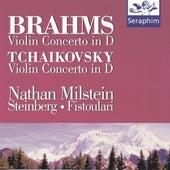 Violin Concertos by Nathan Milstein