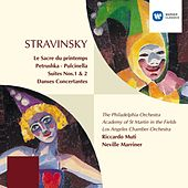 Stravinsky: Le Sacre du Printemps/Petrushka/Pulcinella/Suites/Danses by Various Artists