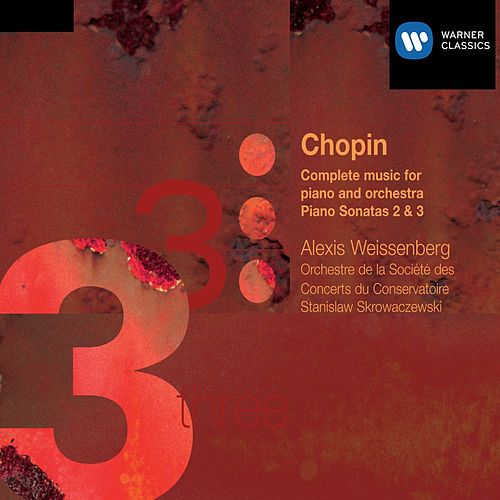 Chopin: Piano Concertos etc. by Alexis Weissenberg