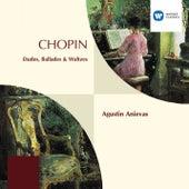 Chopin: Etudes/Ballades/Waltzes by Augustin Anievas
