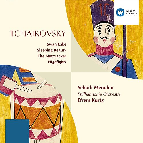 Tchaikovsky: Ballet highlights by Philharmonia Orchestra
