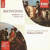 Beethoven: Symphonies Nos. 1 & 3, 2 & 8 by Wolfgang Sawallisch
