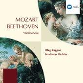 Mozart & Beethoven: Violin Sonatas by Sviatoslav Richter