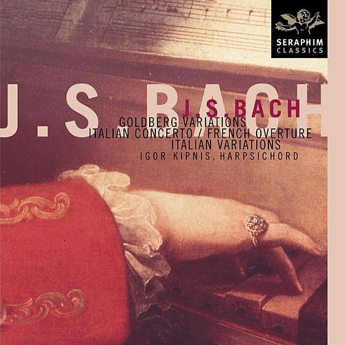 J. S. Bach - Goldberg Variations by Igor Kipnis