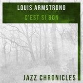 C'est si bon (Live) by Louis Armstrong