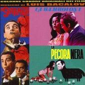 Lo scatenato / La bambolona / La pecora nera (Colonne sonore originali dei film) by Luis Bacalov