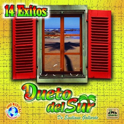 14 Exitos by Dueto del Sur