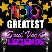 100 Greatest Soul Vocal Legends von Various Artists