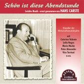Schön ist diese Abendstunde (Klassiker der Wirtschaftswunderjahre) by Various Artists