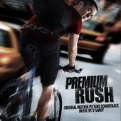 Premium Rush (Original Motion Picture Soundtrack) by David Sardy