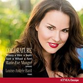 Colorature by Marie-Eve Munger