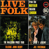 Live Folk from the Mayfair Theatre London by Various Artists
