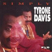 Simply by Tyrone Davis