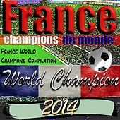 France: champions du monde (World Champion Compilation 2014) by Various Artists
