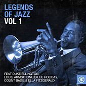 Legends of Jazz, Vol.1 by Various Artists