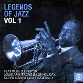 Legends of Jazz, Vol.1 von Various Artists