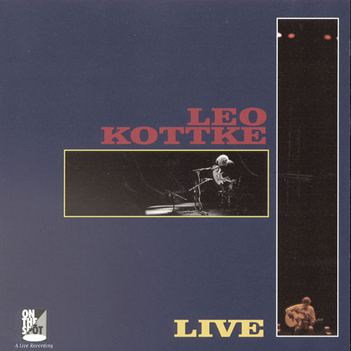 Live by Leo Kottke