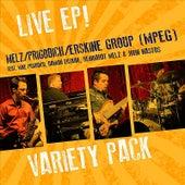 Variety Pack Live - Ep (feat. John Nastos, Damian Erskine & Reinhardt Melz) by Mike Prigodich