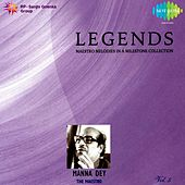 Legends: Manna Dey - The Maestro, Vol. 5 by Manna Dey