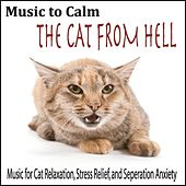 Music to Calm the Cat from Hell: Music for Cat Relaxation, Stress Relief, And Seperation Anxiety by Robbins Island Music Group