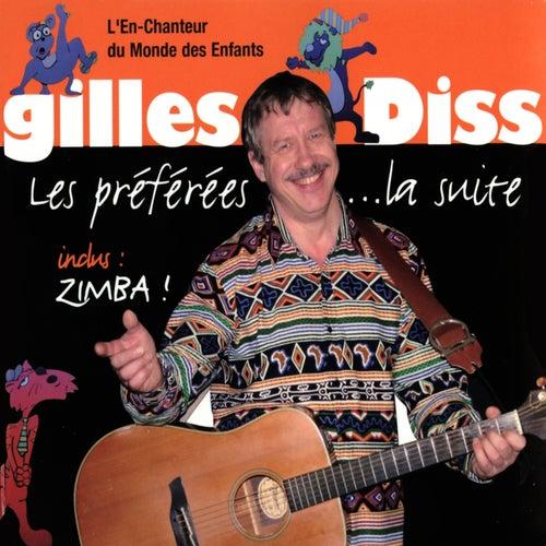Les préférées...la suite by Gilles Diss