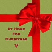 At Home for Christmas V by Various Artists