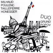 Tailleferre - Milhaud - Honegger - Poulenc: Le Groupe des Six by Nicolai Popov