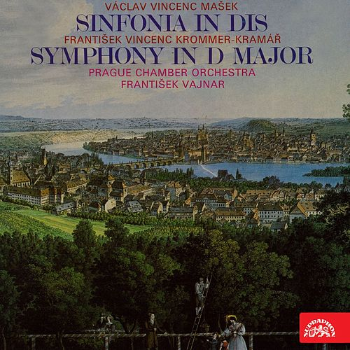 Mašek, Krommer-Kramář:  Symphonies by Prague Chamber Orchestra