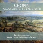 Chopin: Piano Concerto No. 1 in E Minor, Op. 11 von Maurizio Pollini