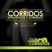 Corridos Romanticos y Alterados: Los Alegres del Barranco, La Nobleza de Aguililla, Los Originales de San Juan by Various Artists