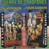Guerra de Saxofones by Various Artists
