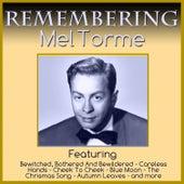 Remembering Mel Torme von Mel Tormè
