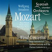 Mozart: Wind Concertos (Taster EP) by Various Artists
