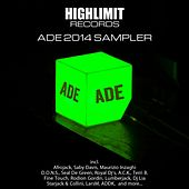 Highlimit Records - ADE 2014 Sampler 4 - EP von Various Artists